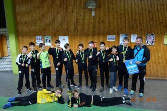 Gulyás Gergőék csapata verhetetlen-Gergő a góllövő lista legelején