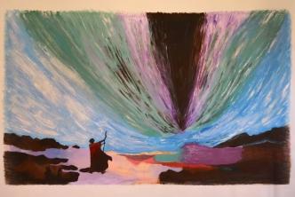 Alkotni öröm - újabb két tantermünk vált színessé