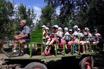 Kézműves-barangolós tábor