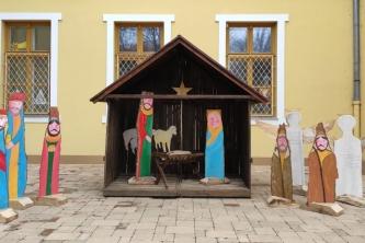 Adventi készülődés a Benkában