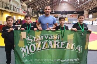 XVII. Szőke Miklós emlékverseny, Kelet-Magyarország Régió Diák II-es Szabadfogású Verseny