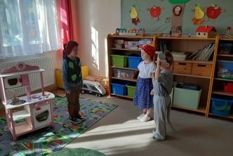 Színház a Damjanich óvodában