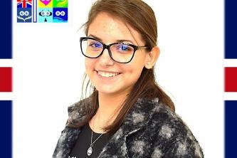 Gratulálunk Lestyan Lili (8.a) tanulónknak a sikeres angol középfokú nyelvvizsga megszerzéséhez! Büszkék vagyunk rád!